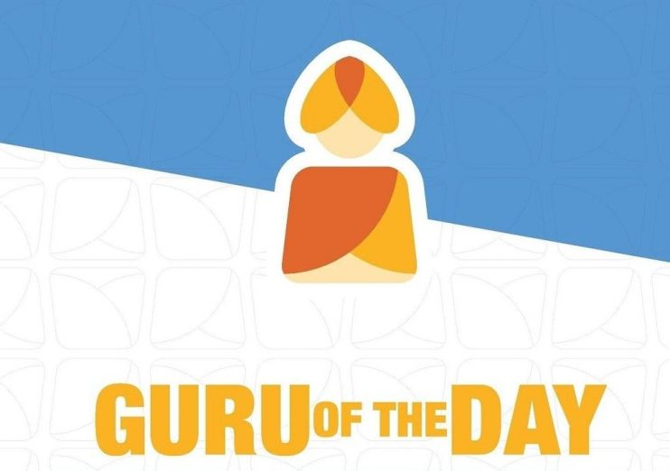 "Split Reef Honored as ""Guru of the Day"""