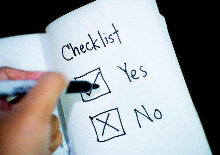 CCPA Website Compliance Checklist