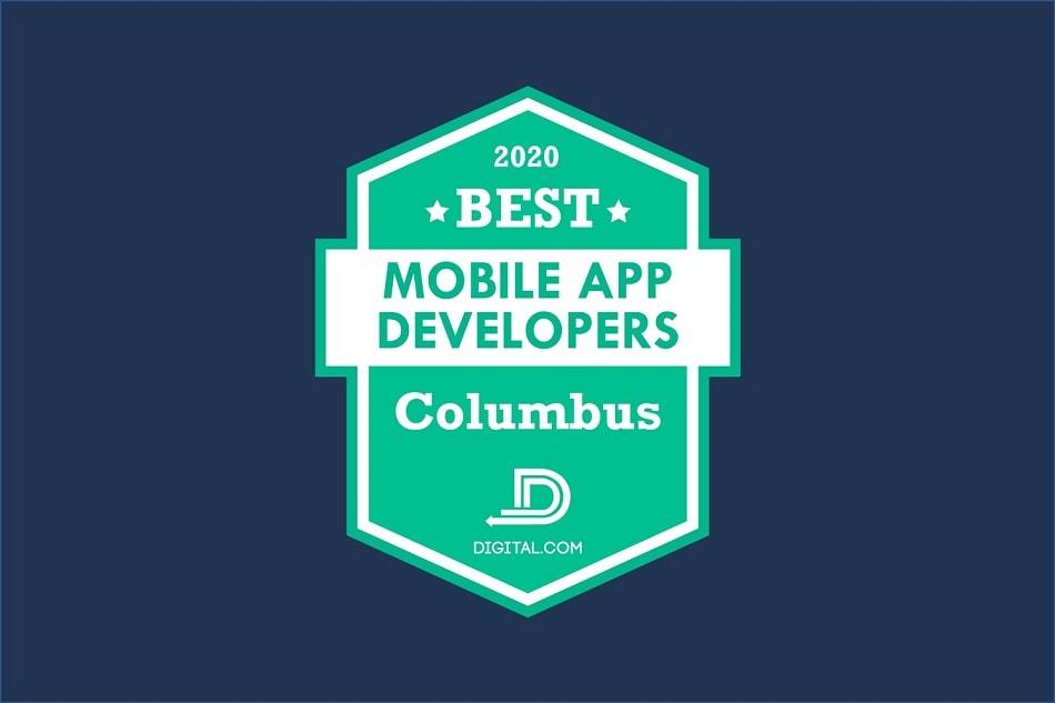 Split Reef Get Awarded Best Mobile Application Developer in Columbus by Digital.com