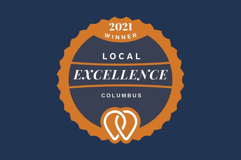 Split Reef Announced as a 2021 Local Excellence Award Winner by UpCity!