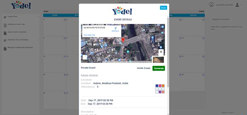 Yodel - custom web application development services